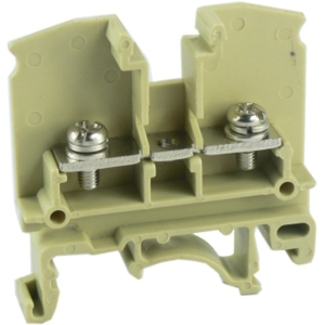 UBJ2-1.5 Ring Lug Connection DIN Rail Terminal Block