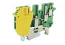 UKJ-4/2X2JD Grouding Double-in Double-out Terminal Block