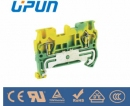 spring clamp ground earth terminal block 1.5mm2 UJ5-1.5JD CE UL IECEX high quality